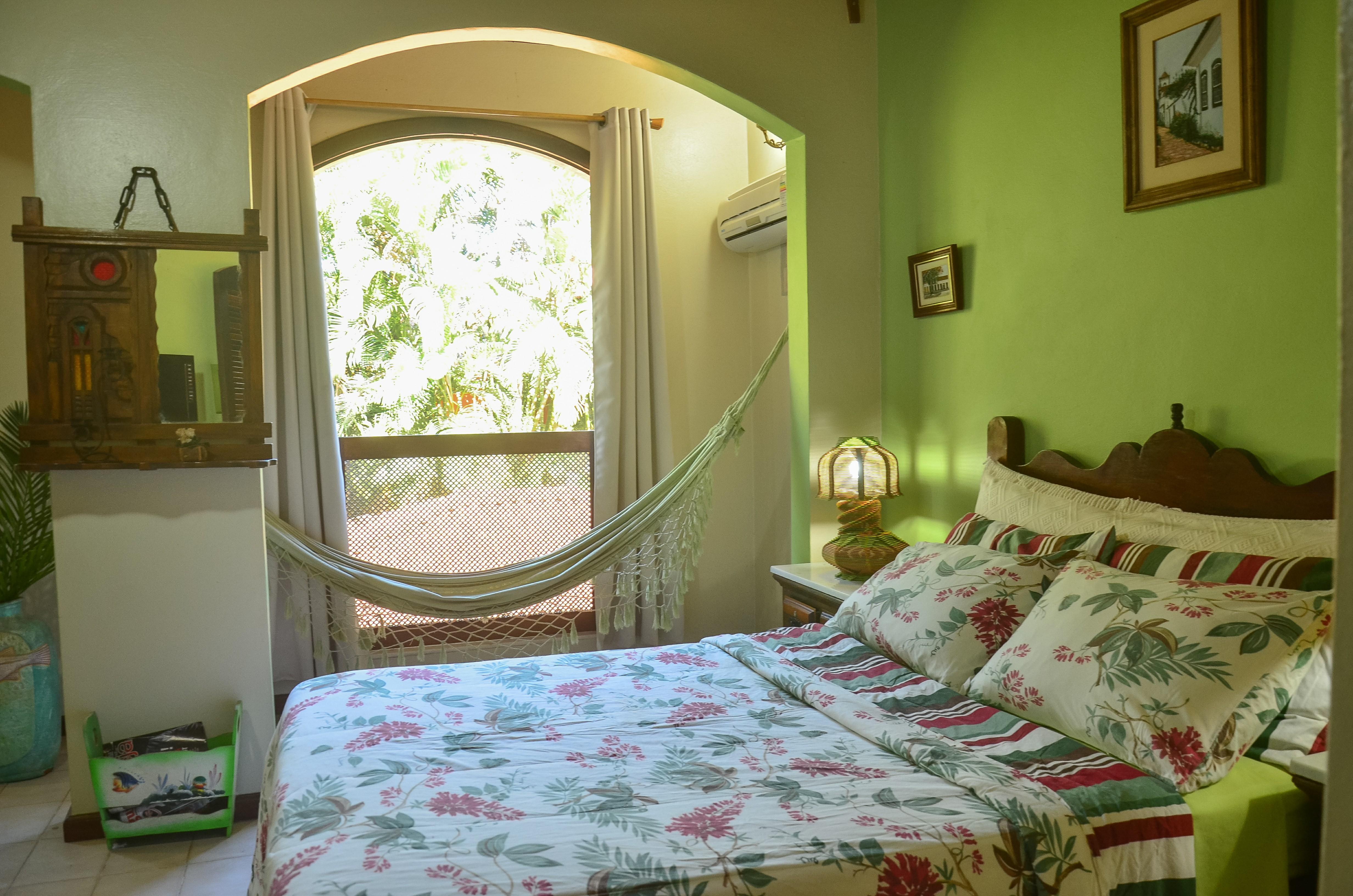 Pousada Dom Ângelo - Paraty RJ - Suíte Verde